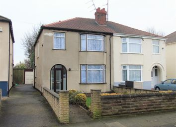 Thumbnail 3 bed semi-detached house for sale in Stuart Road North, Bootle