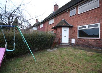 Thumbnail 3 bedroom terraced house for sale in Carnwood Road, Nottingham, Nottinghamshire