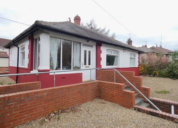 Thumbnail 3 bed detached bungalow for sale in Armley Ridge Road, Armley, Leeds