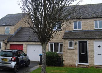 Thumbnail 3 bed semi-detached house to rent in Stow Avenue, Witney, Oxon
