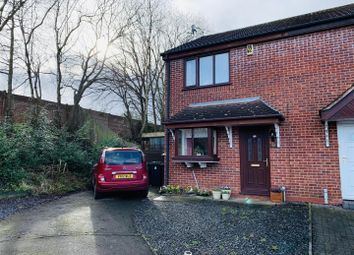 Thumbnail 2 bed semi-detached house for sale in Beverley Avenue, Nuneaton