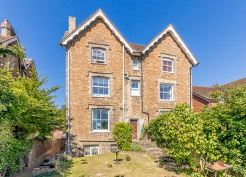 Thumbnail 1 bed flat for sale in Stoke Road, Guildford