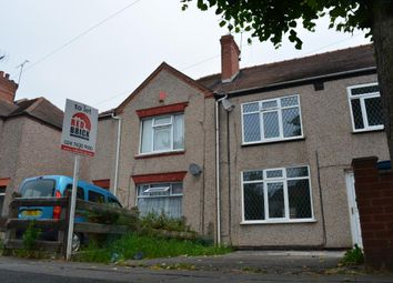 3 bed terraced house to rent in Briscoe Road, Holbrooks, Coventry CV6