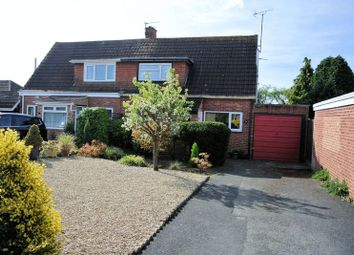 Thumbnail 2 bed semi-detached house for sale in Laura Close, Longlevens, Gloucester