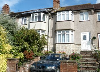 Thumbnail 3 bed terraced house for sale in Rosewood Avenue, Greenford, Middlesex
