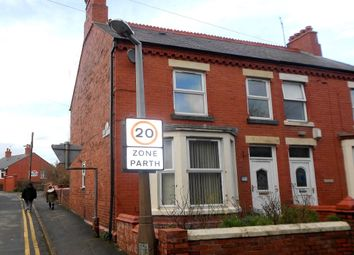 Thumbnail 3 bed semi-detached house for sale in Hill Street, Rhosllanerchrugog, Wrexham