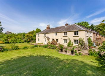 Thumbnail 5 bed detached house for sale in Bradley Road, Warminster, Wiltshire