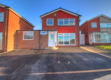 Thumbnail 3 bedroom detached house for sale in Cleadon Meadows, Cleadon, Sunderland