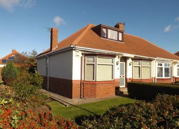 Thumbnail 4 bed bungalow for sale in Northfield Gardens, South Shields, Tyne And Wear