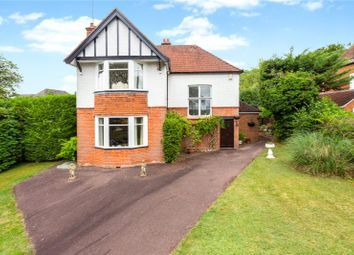 Thumbnail 3 bed detached house for sale in Andover Road, Winchester, Hampshire