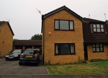 Thumbnail 2 bedroom semi-detached house to rent in Tibbott Walk, Stockwood, Bristol