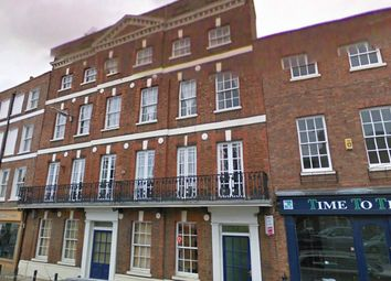Thumbnail 1 bed flat to rent in Old Market, Wisbech