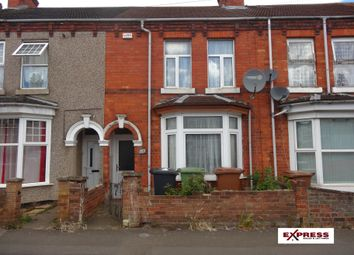Thumbnail 2 bed terraced house to rent in Mill Road, Wellingborough