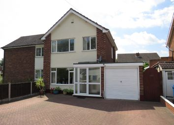Thumbnail 3 bed semi-detached house for sale in Lansdowne Crescent, Tamworth