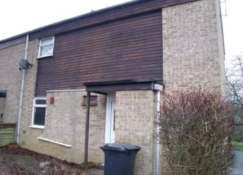 Thumbnail 3 bed terraced house to rent in Wade Meadow Court, Northampton