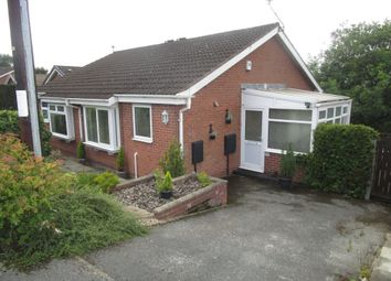 Thumbnail 2 bed semi-detached bungalow for sale in Woodhedge Drive, Nottingham