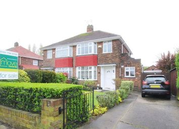 Thumbnail 3 bedroom semi-detached house for sale in Hillfoot Avenue, Hunts Cross, Liverpool
