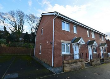Thumbnail 2 bed end terrace house for sale in Llwyn Teg, Fforestfach, Swansea