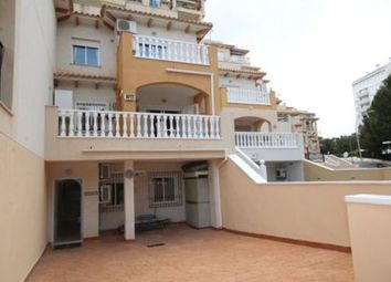 Thumbnail 4 bed town house for sale in Spain, Valencia, Alicante, Campoamor