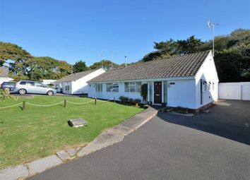 Thumbnail 2 bed semi-detached bungalow for sale in Hallett Way, Bude, Cornwall