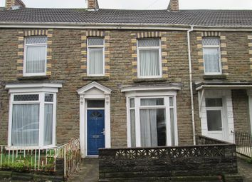 Thumbnail 3 bed terraced house for sale in Norfolk Street, Swansea, City & County Of Swansea.