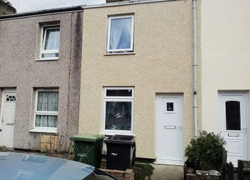 Thumbnail 2 bed terraced house for sale in Gladstone Street, Peterborough, Cambridgeshire.