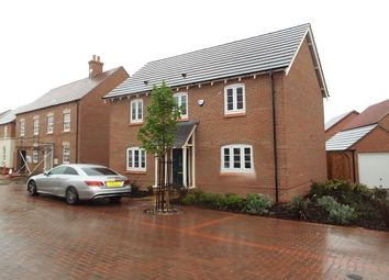 Thumbnail 3 bed property to rent in Quince Close, East Leake