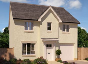 "Thumbnail 4 bed detached house for sale in ""Fenton"" at Whitehill Street, Newcraighall, Musselburgh"