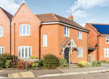 Thumbnail 3 bed semi-detached house for sale in Buttercup Road, Desborough, Kettering