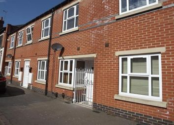 Thumbnail 1 bed flat to rent in York House, Leicester
