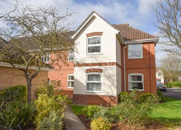 Thumbnail 2 bed flat for sale in Chandlers Court, Burwell, Cambridge