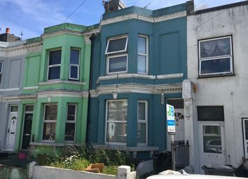 Thumbnail 2 bed terraced house for sale in St Georges Road, Hastings