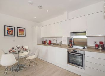 Thumbnail 1 bed flat for sale in Plot 2, Venture House, London Road, Staines-Upon-Thames