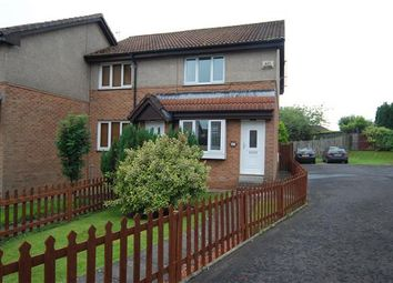 Thumbnail 2 bed end terrace house for sale in Foundry Wynd, Kilwinning