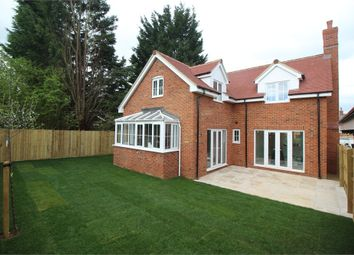 Thumbnail 3 bed detached house for sale in Wood End, Little Horwood, Milton Keynes