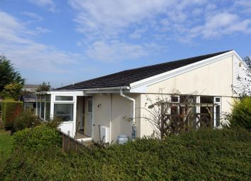Thumbnail 2 bed semi-detached bungalow for sale in Paradise Park, Whitstone, Holsworthy
