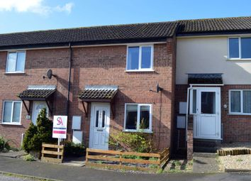 Thumbnail 2 bed terraced house for sale in Crib Close, Chard