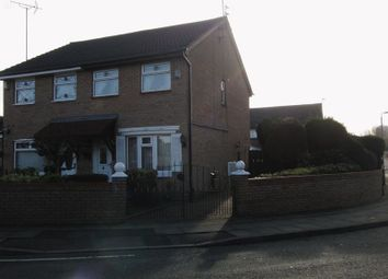 Thumbnail 3 bed semi-detached house for sale in Mercer Drive, Kirkdale, Liverpool