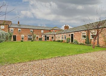Thumbnail 5 bedroom barn conversion for sale in Beverley Road, Welton, Brough