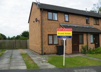 Thumbnail 2 bed property to rent in St. Columba Way, Syston, Leicester