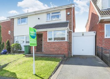 Thumbnail 2 bed semi-detached house for sale in Elm Tree Avenue, Kilburn, Belper