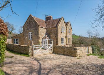 Thumbnail 3 bed semi-detached house for sale in Knapp Cottages, Powerstock, Bridport, Dorset