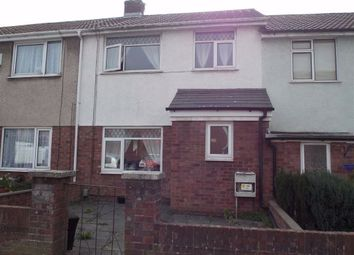 Thumbnail 3 bedroom terraced house for sale in St Pauls Avenue, Barry, Vale Of Glamorgan