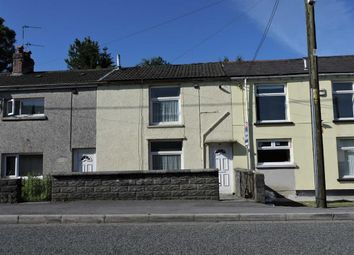 Thumbnail 2 bed terraced house for sale in Cwmamman Road, Garnant, Ammanford