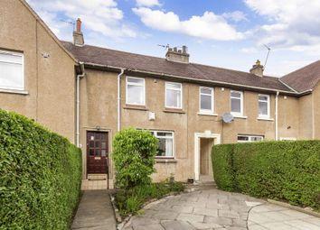 Thumbnail 2 bed terraced house for sale in 16 Clermiston Avenue, Edinburgh