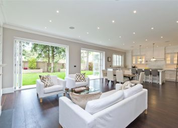 Thumbnail 6 bedroom detached house for sale in Coombe Hill Road, Kingston Upon Thames, Surrey