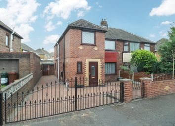 Thumbnail 4 bed semi-detached house for sale in Clayton Drive, Thurnscoe, Rotherham