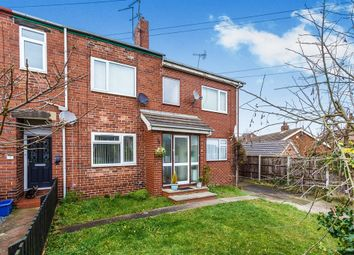 Thumbnail 1 bed flat for sale in Hill Top Lane, Kimberworth, Rotherham