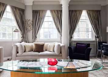 Thumbnail Serviced flat to rent in Brompton Road, London