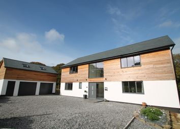 Thumbnail 4 bedroom detached house for sale in Oaklands, Forget Me Not Lane, Plymouth